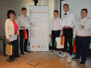 Studentská firma MON(K)EYS z Plzně zvítězila v evropské soutěži.