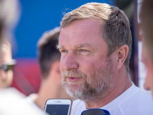 Věděli jsme, že Plzeň jednou musíme omladit, řekl trenér Vrba.