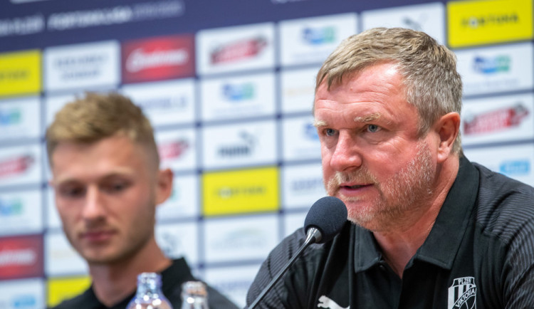 Brabec chtěl Hrošovského udržet v Plzni, Genk mu nedoporučil