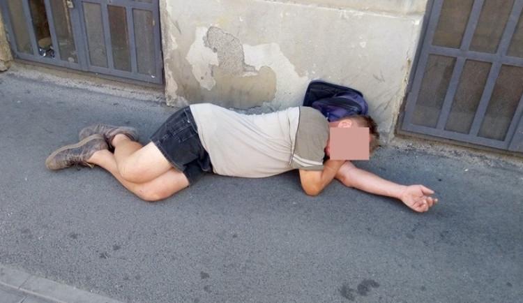 Za poslední tři dny byly na záchytku v Plzni odvezeny čtyři podnapilé osoby