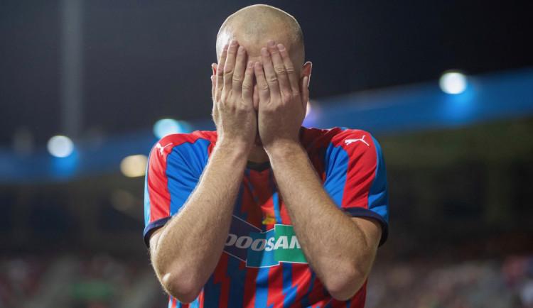 Fotbal je někdy nespravedlivý, řekl Krmenčík po vyřazení Plzně