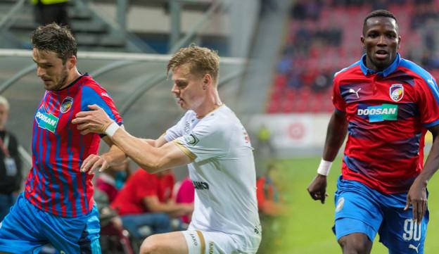 Plzeň poslala Havla do Bohemians a Ekpaie do Budějc