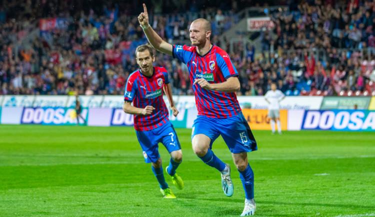Plzeň zdolala Spartu 1:0 a na vedoucí Slavii dál ztrácí tři body
