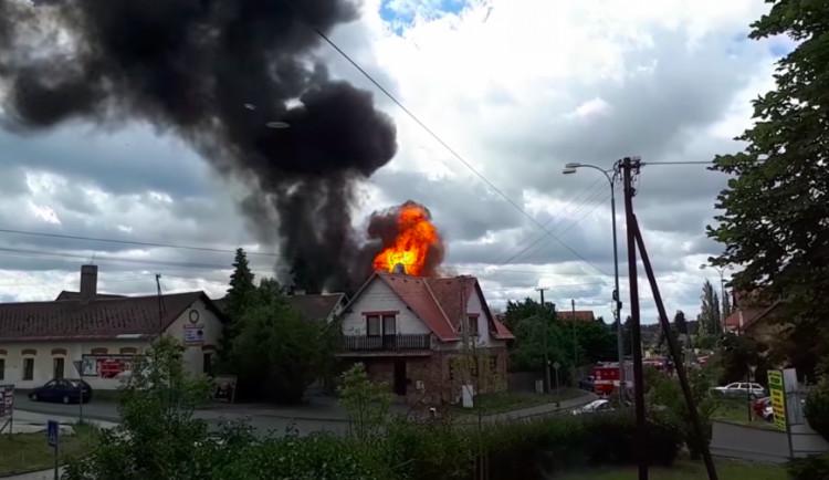Za výbuch plynových lahví v Plané vyměřil soud tři roky vězení