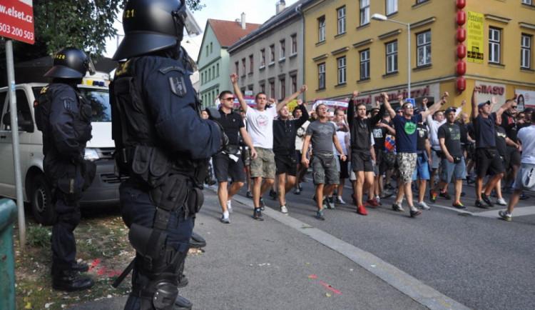 Zápas Plzně s Baníkem se obešel bez problémů s fanoušky
